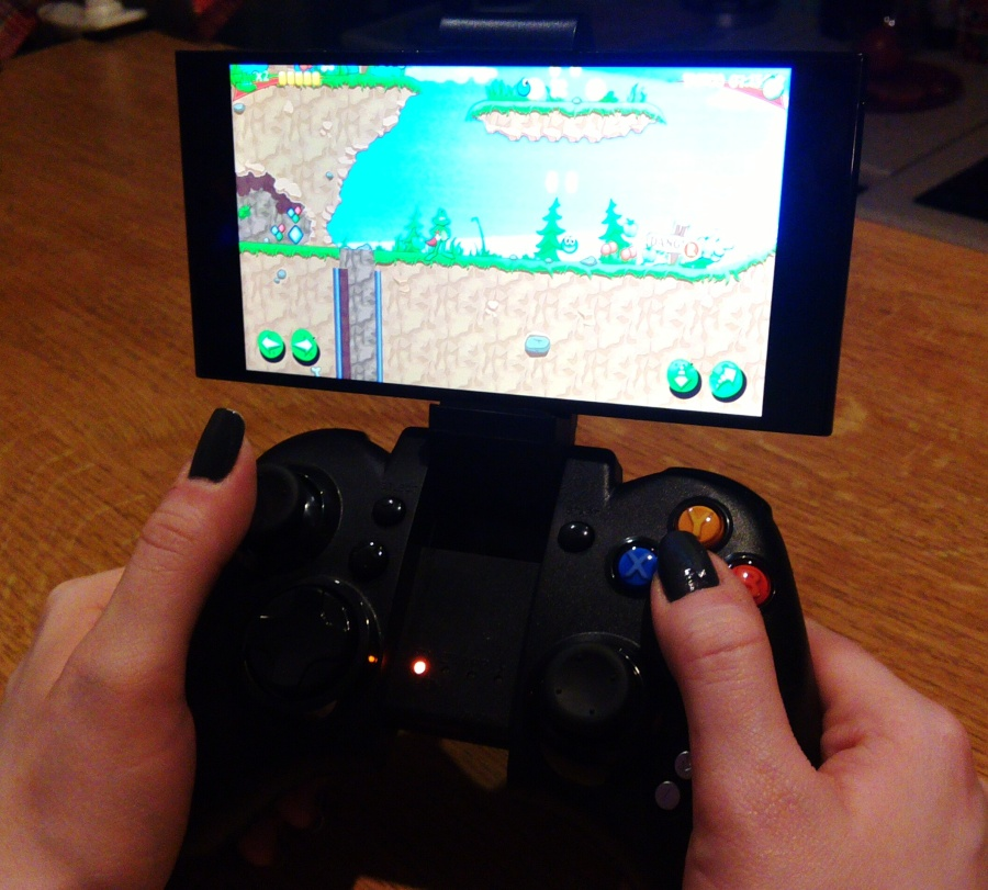 Superfrog na Androida