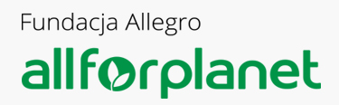 Fundacja Allegro All For Planet