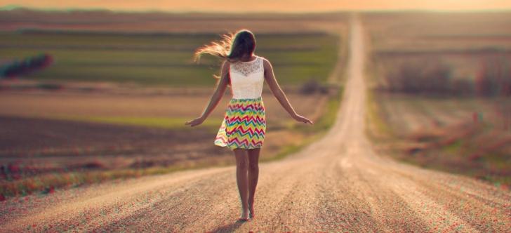 Chodzenie własną drogą