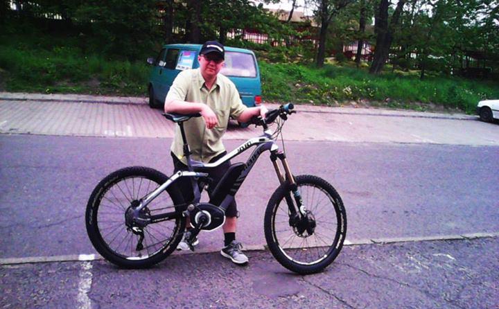 e-bike Haibike full