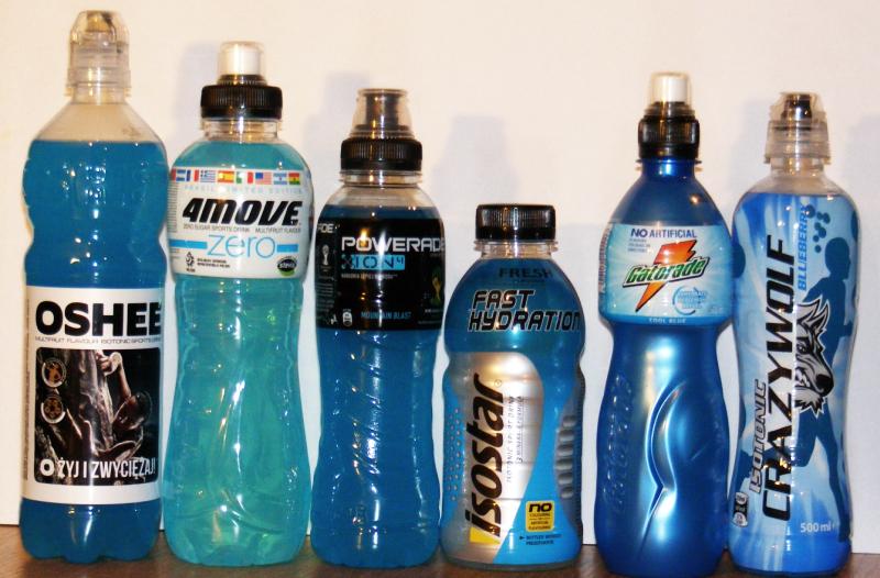 Test napojów izotonicznych. Porównanie, ranking