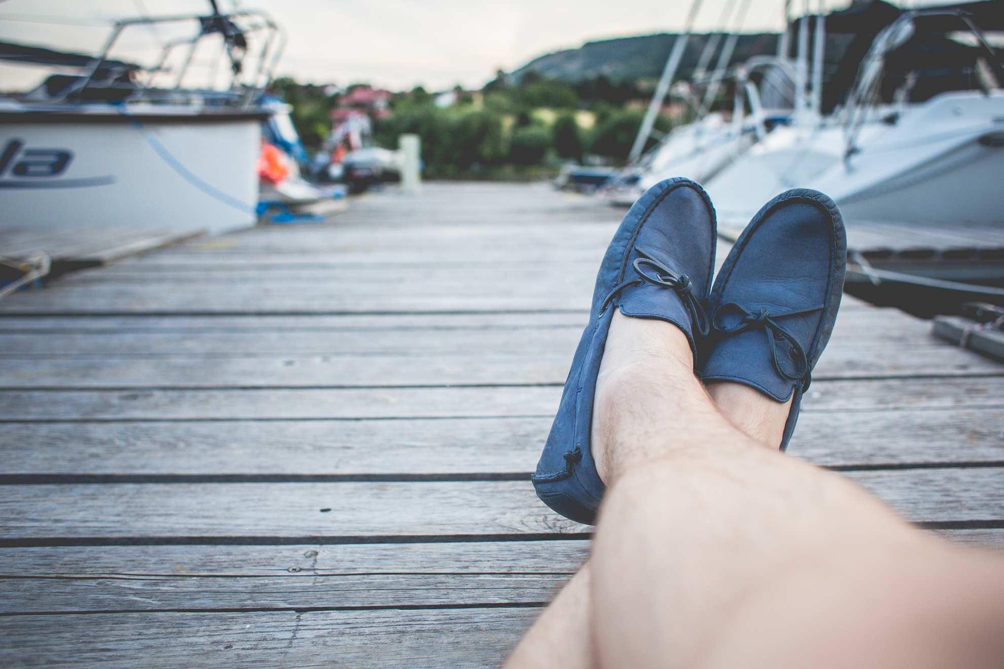 Buty na wakacje