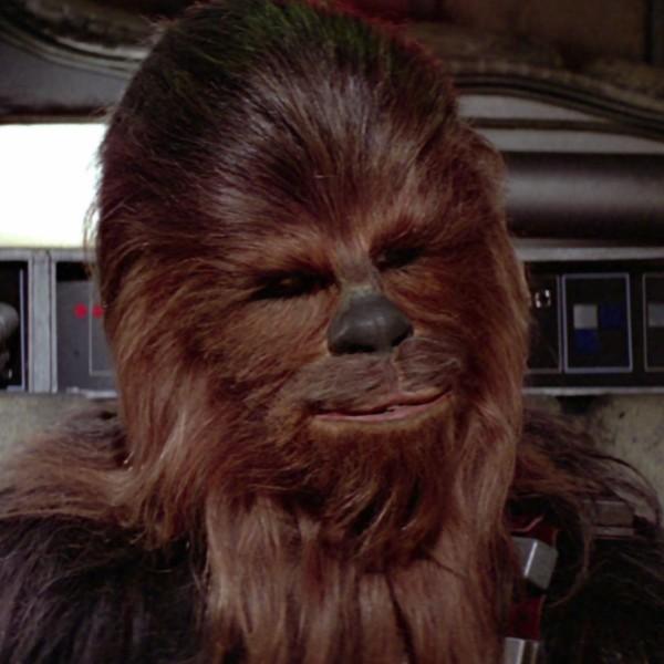 Chewbacca - Gwiezdne Wojny