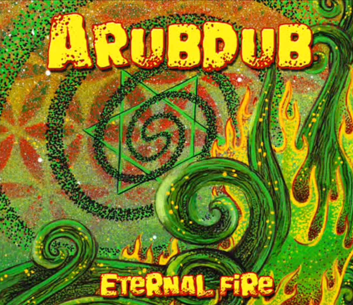 Arubdub - Eternal Fire okładka