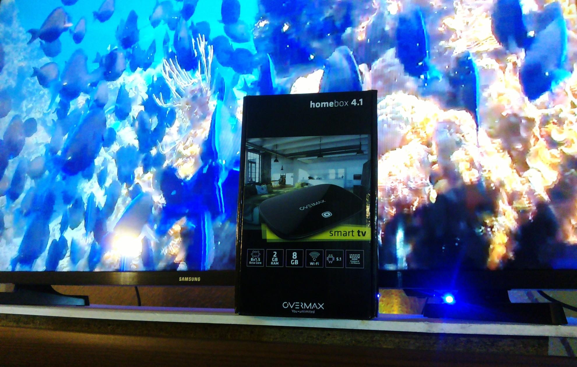 Smart TV na Androidzie 5.1