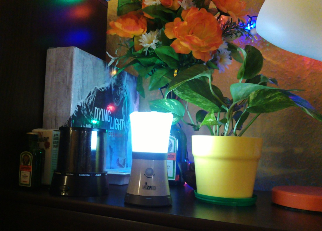 Mobilne LEDy