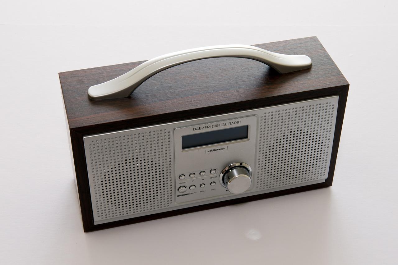 Cyfrowe retro radio