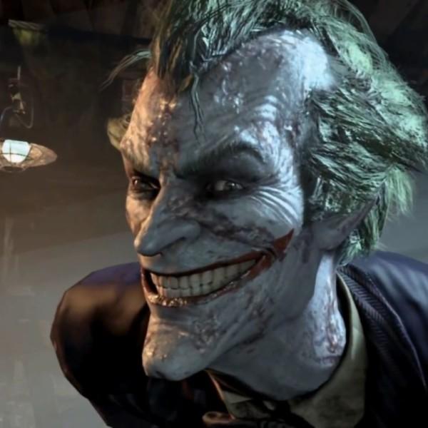 Joker w grze Batman