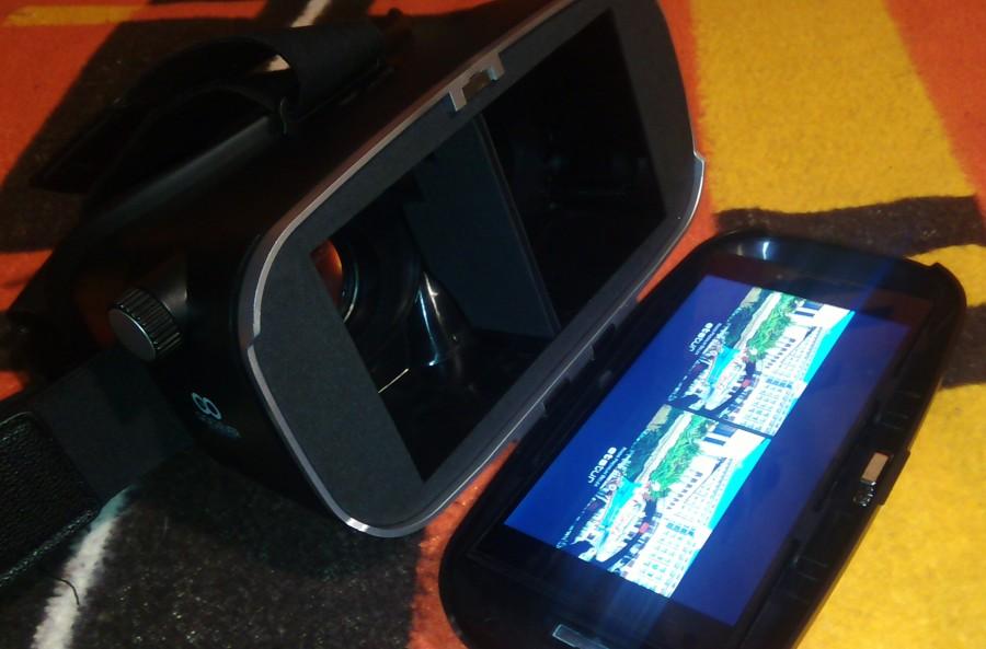 Okulary VR na smartfona