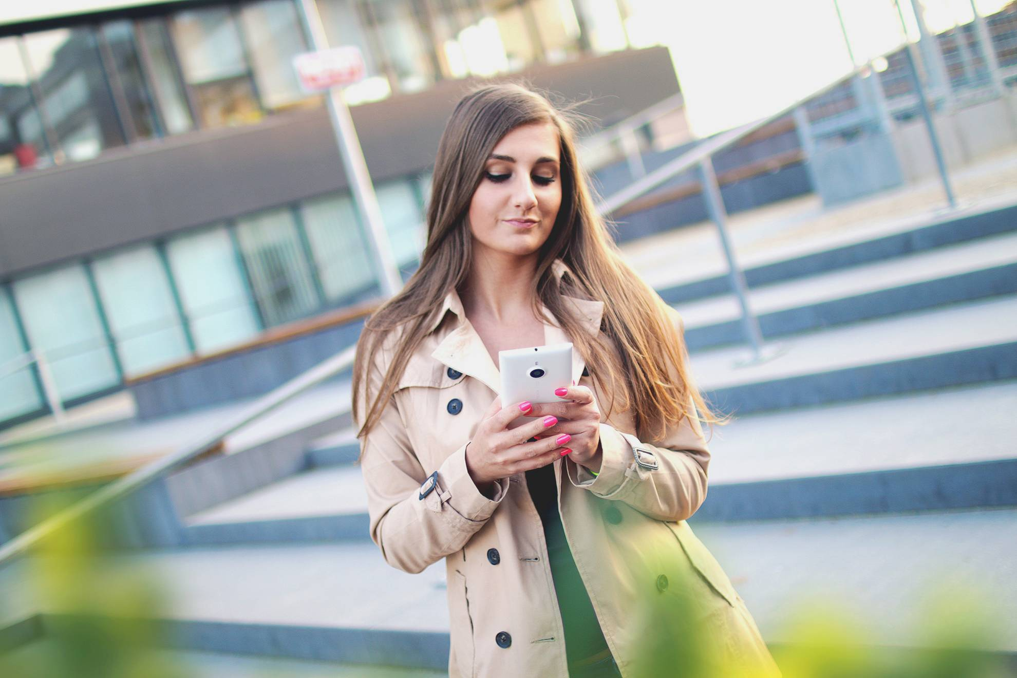 Smartfon dla kobiety