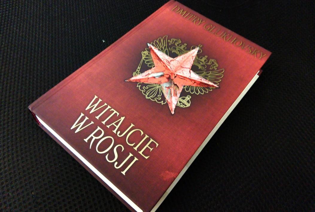 Książka Witajcie w Rosji