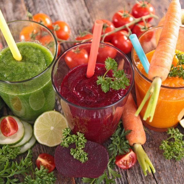 Oczyszczanie organizmu - koktajl warzywny