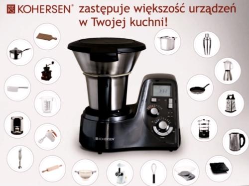 robot kuchenny Taurus Kohersen 8001