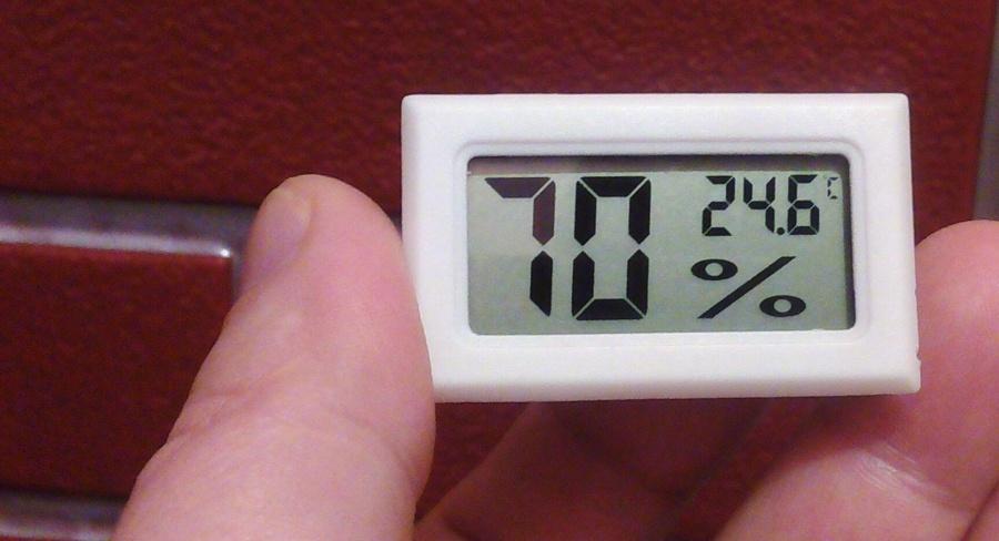 Termometr łazienkowy