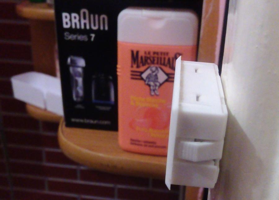 Termometr w łazience