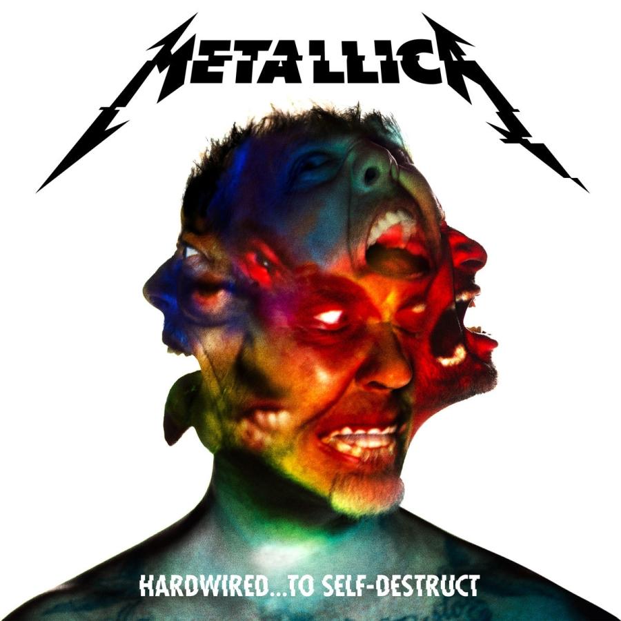 Metallica - Hardwired To Self Destruct okładka