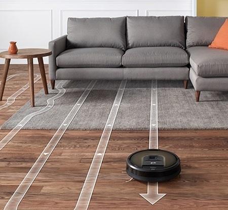 Automatyczny odkurzacz iRobot Roomba