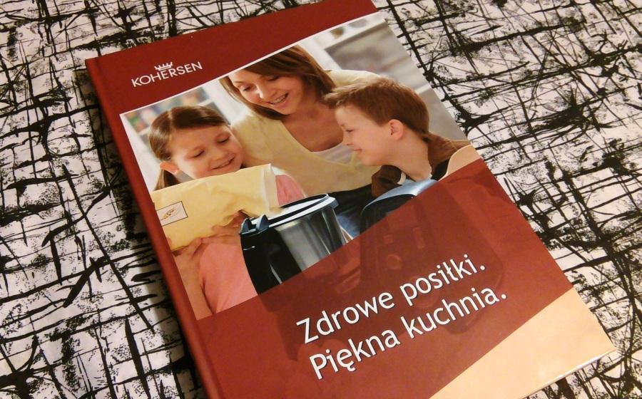 Książka kucharska Kohersen