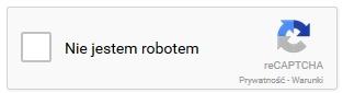 Nie jestem robotem