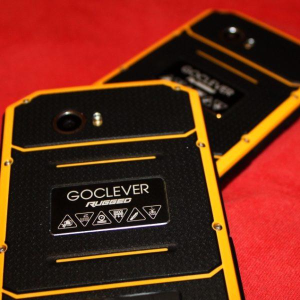 Test i recenzja Goclever Quantum 5 500 Rugged