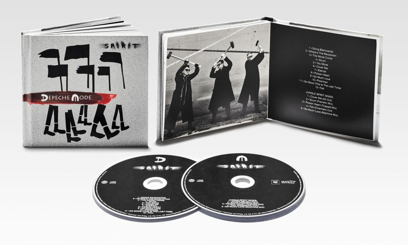 Płyta Depeche Mode Spirit