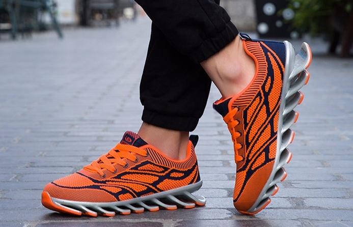 Męskie buty do biegania z Aliexpress
