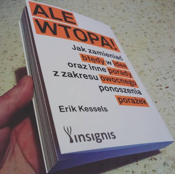 Książka Ale Wtopa