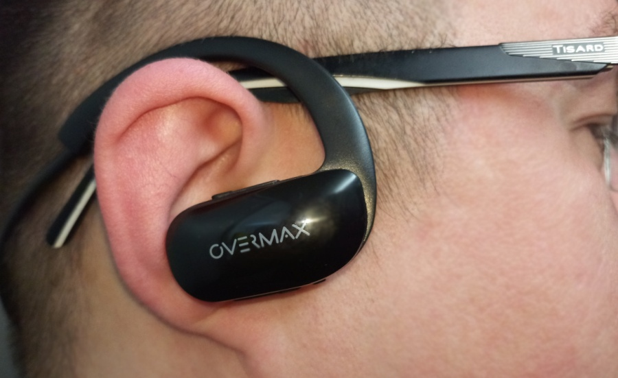 Słuchawki bezprzewodowe i okulary