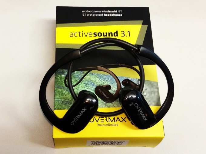 Test słuchawek Overmax Activesound 3.1