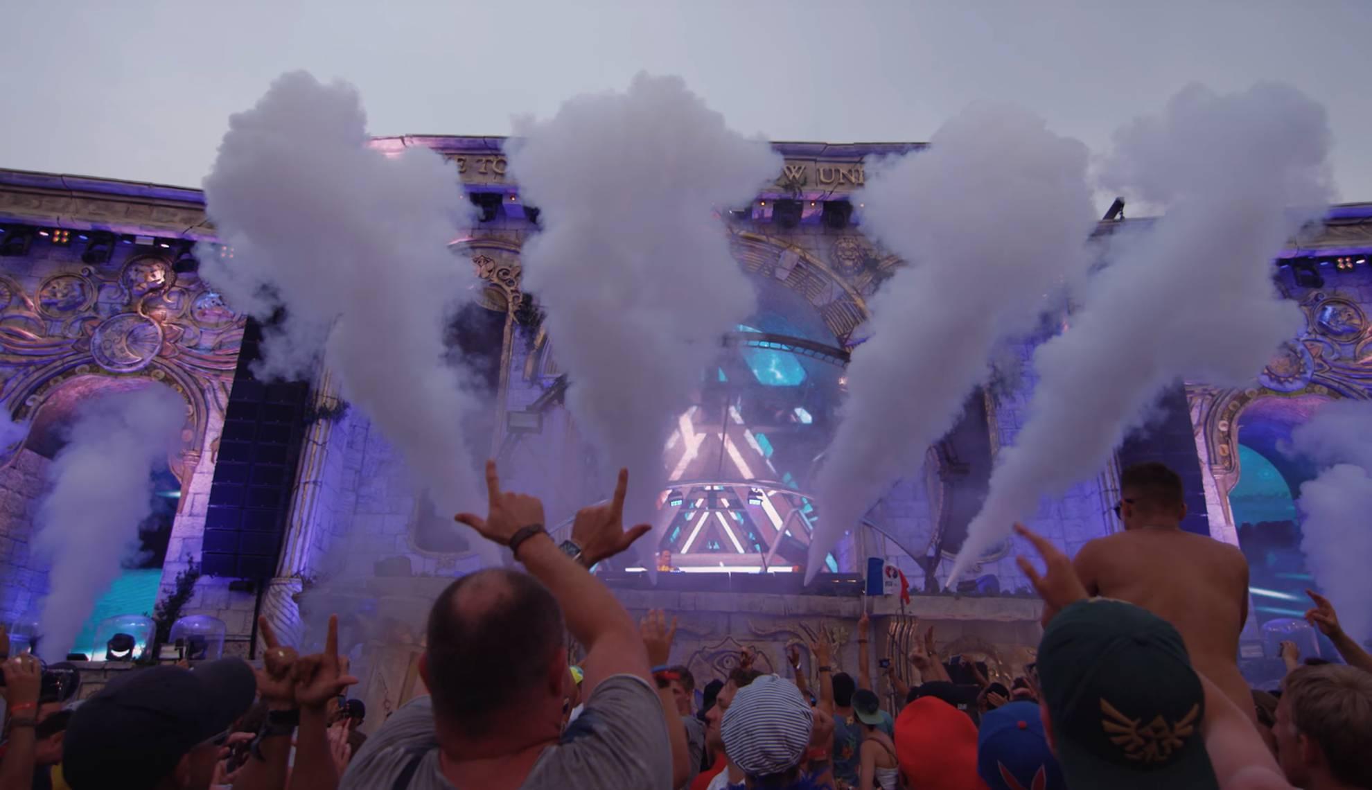 Festiwal Tomorrowland