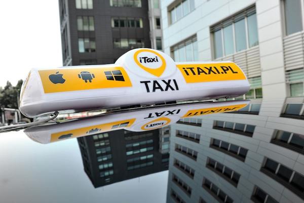 Taksówka iTaxi