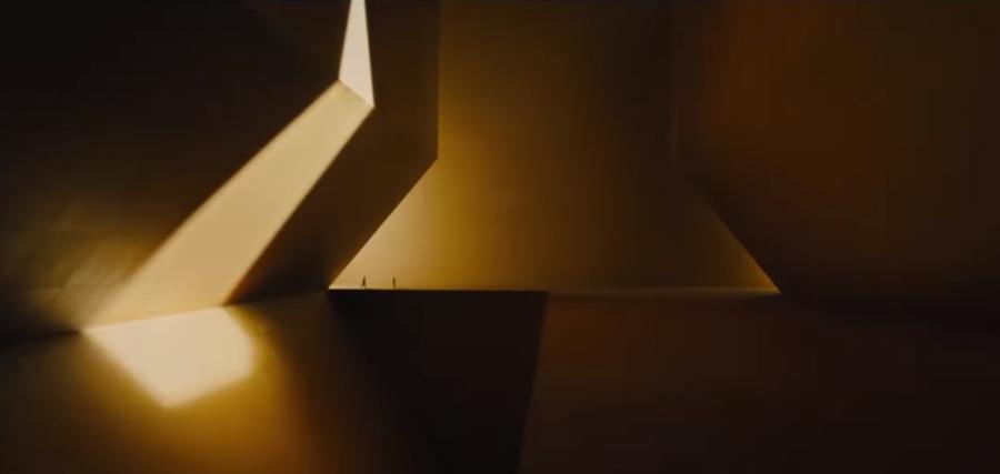 Geometria światła w Blade Runner 2049