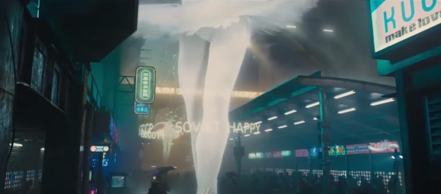 Miasto w Blade Runner 2049