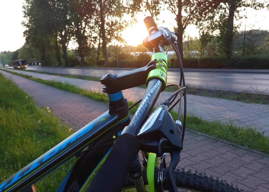 Zalety jazdy rowerem