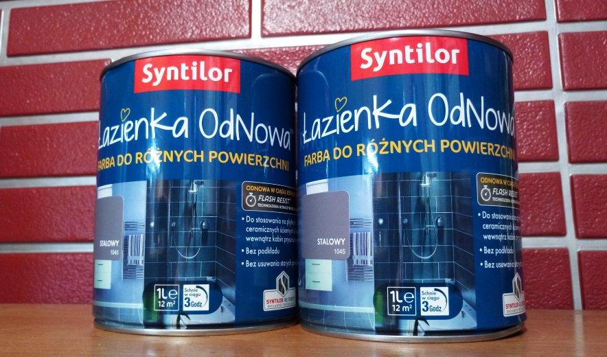 Farba Syntilor Łazienka OdNowa