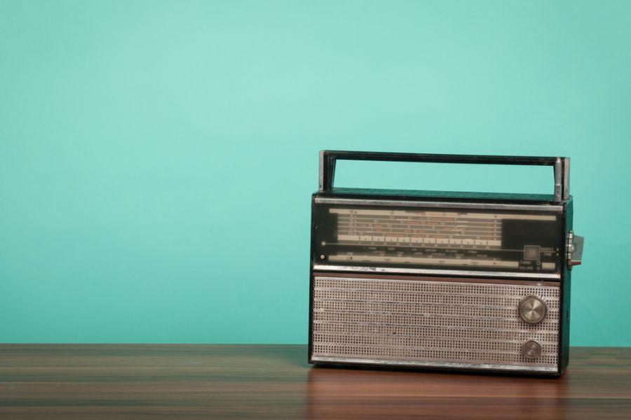 Radio z lat 80