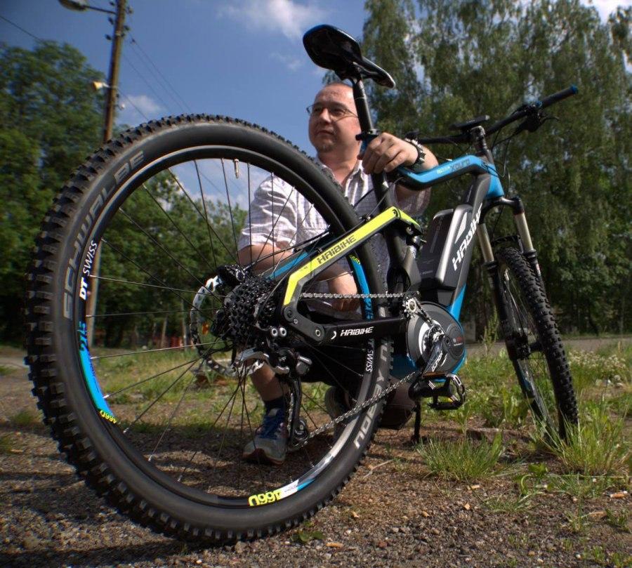Rower elektryczny Haibike