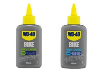 WD-40 suchy i mokry smar