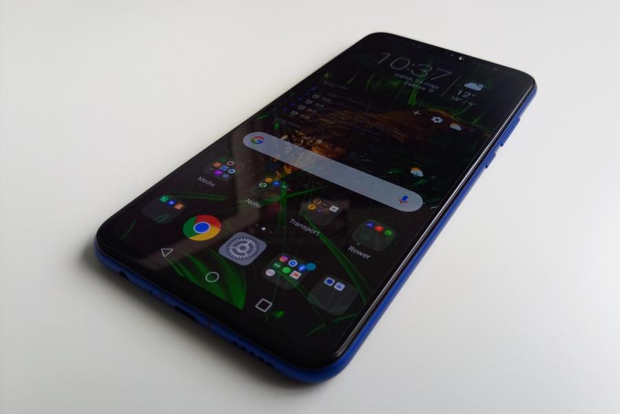 Smartfon Honor 8X recenzja testy opinie
