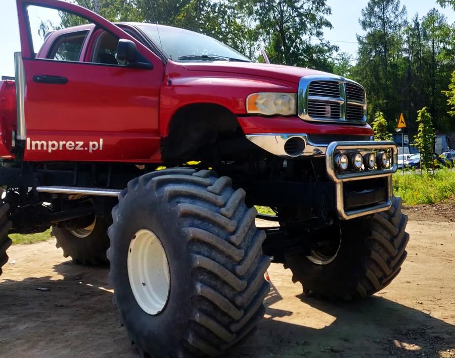 Monster Truck Prezent Marzeń
