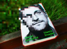 Pamięć Nieulotna Edward Snowden recenzja