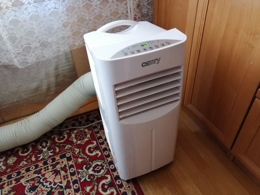 Przenośny klimatyzator domowy