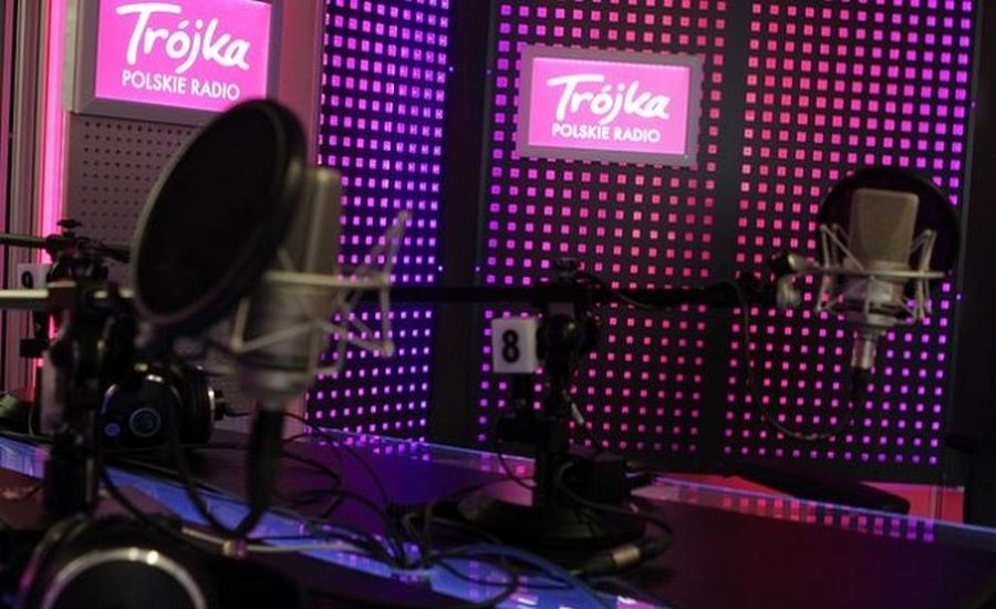 Polskie Radio Trójka studio audycje