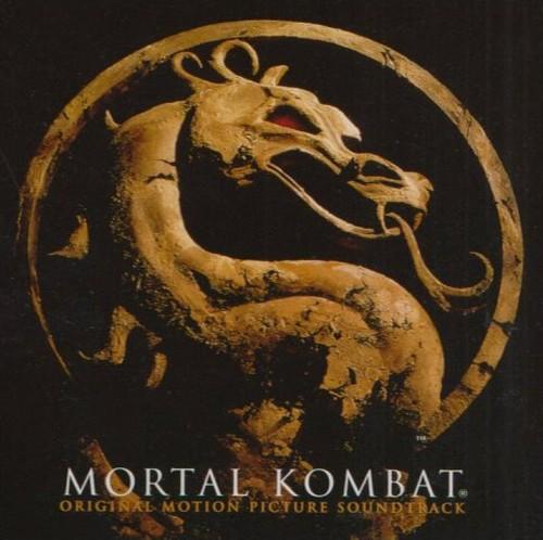 Mortal Kombat Soundtrack okładka