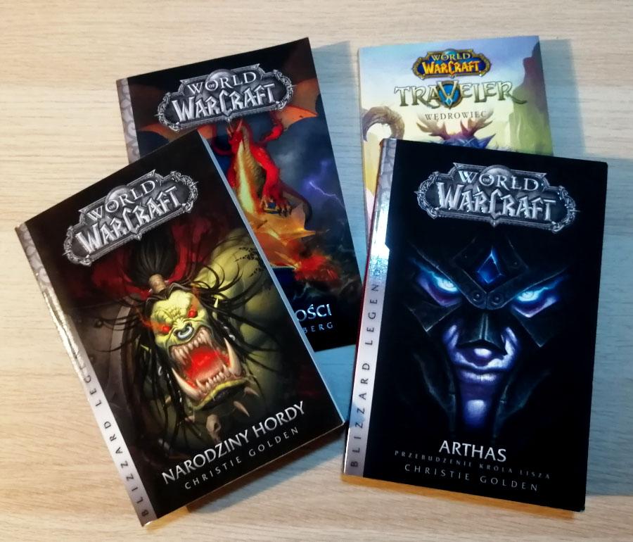 Książki World Of Warcraft