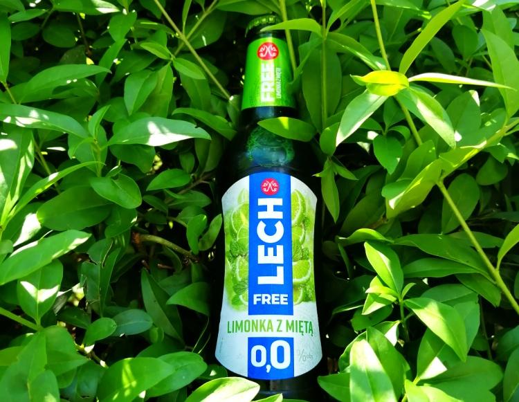 Lech Free limonka z miętą