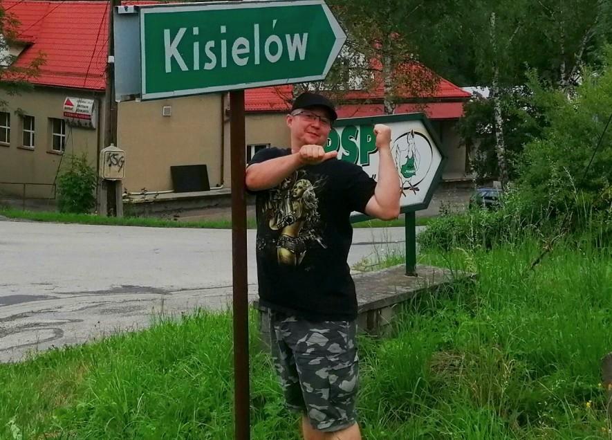 Śmieszne miejscowości - Kisielów