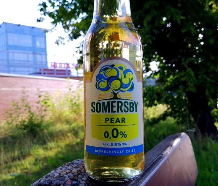 Somersby gruszkowe