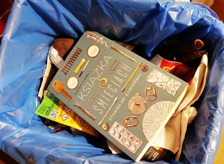 Książka o śmieciach