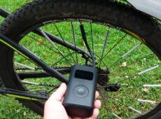 Elektryczna pompka do roweru Xiaomi Mijia